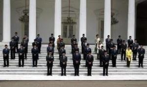 susunan kabinet indonesia 2009-2014